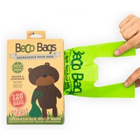 Beco Poo Bags with Handles - 120.