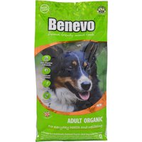 Benevo Organic Vegan Dog Food 2kg.