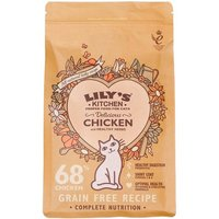Lilys Kitchen Delicious Chicken Dry Cat Food - 800g