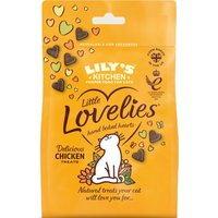 Lilys Kitchen Little Lovelies Chicken Cat Treats - 60g