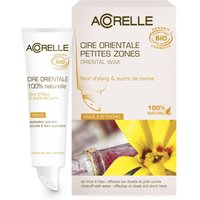 Acorelle Sugar Wax with Strips - Face - Oriental Ylang Ylang - Tube - 15ml