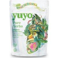 Yuyo Organic Pure Yerba Tea - 14 Bags