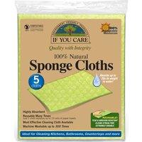 If You Care Natural Sponge Cloths.