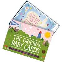 Milestone Baby Cards Set
