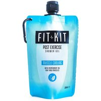 Fit Kit Muscle Cooling Shower Gel - 200ml