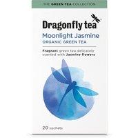 Dragonfly Teas Organic Moonlight Jasmine Green Tea - 20 Bags
