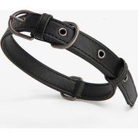 Matt & Nat Vegan London Dog Collar - Black