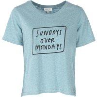 Thought Sundays T-Shirt - Duck Egg
