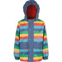 Frugi Rainbow Puddle Buster Coat
