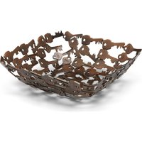 Square Recycled Key Bowl
