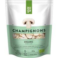 Auga Organic Sliced Champignons in Brine - 250g