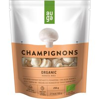 Auga Organic Marinated Whole Champignons - 250g