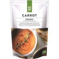 Auga Organic Creamy Carrot Soup With Coconut Milk - 400g