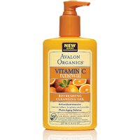 Avalon Organics Intense Defence Refreshing Facial Cleanser - 250ml