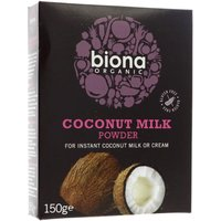 Biona Organic Coconut Milk Powder - 150g