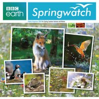 BBC Springwatch 2018 Family Organiser