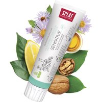 Splat Natural Fluoride Free Toothpaste for Sensitive Teeth - 100ml