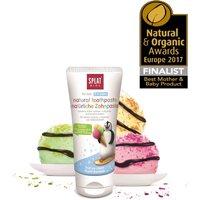 Splat Natural Kids Fluoride Free Toothpaste - Fruit Ice Cream - 50ml
