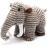 Knitted Mammoth Rattle