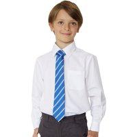 White Long Sleeve Shirt - 4yrs+