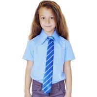 Blue Short Sleeve Shirt - 10yrs+