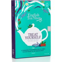 English Tea Shop Organic Treat Yourself Gift Box