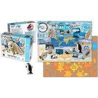 WWF Floor Jigsaw Puzzle - Polar Regions
