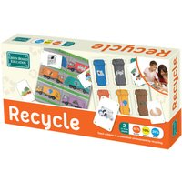 Recycle Educational Card Game