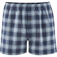 Borris Flannel Boxer Shorts - Pack of 2
