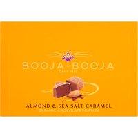 Booja Booja Almond & Sea Salt Caramel Truffles - 69g