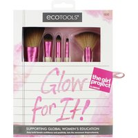 Eco Tools Glow For It Make Up Brush Set