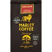 Marley One Love Medium Roast Ground Coffee - 227g