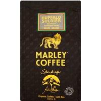 Marley Buffalo Soldier Dark Roast Whole Bean Coffee - 227g