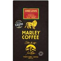 Marley One Love Medium Roast Whole Bean Coffee - 227g