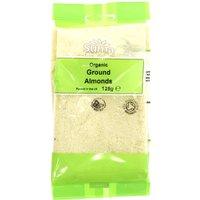 Suma Prepacks Organic Ground Almonds 125g