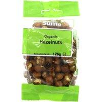 Suma Prepacks Organic Hazelnuts 125g