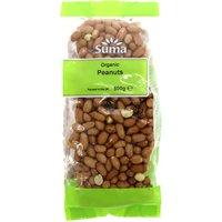 Suma Prepacks Organic Peanuts 500g
