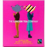 London Tea Company Tea Bags at Dawn Duo Gift Pack - 50 bags