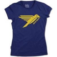 Silverstick Womens Logo Organic Cotton T-shirt