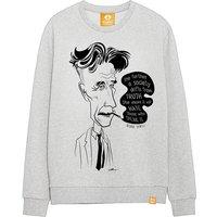 All Riot George Orwell 1984 Sweatshirt
