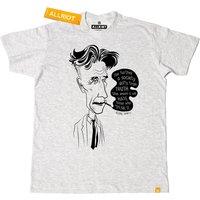 All Riot George Orwell 1984 T-shirt