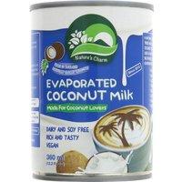 Nature's Charm Evaporated Coconut Milk - 360ml.