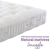 Natural Mattress - Snuggle King