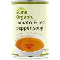 Suma Organic Tomato & Red Pepper Soup 400g