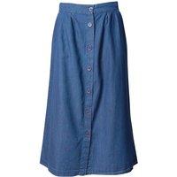 Bibico Greta Button Through Denim Skirt
