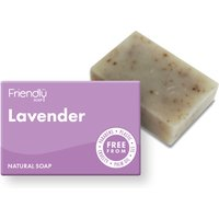 Friendly Soap Lavender Bath Soap - 95g.