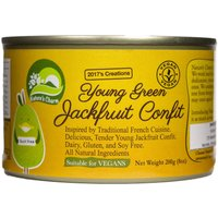 Nature's Charm Young Green Jackfruit Confit - 200g.