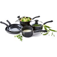 GreenPan Velvet Black 5 Piece Cookware Set