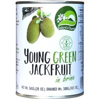 Nature's Charm Young Green Jackfruit in Water - 565g.
