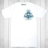 Mens Salt Flats Fair Wear Cotton T-Shirt